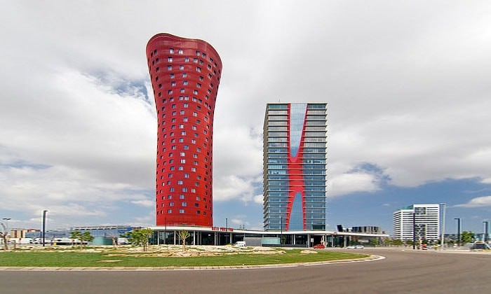 Отель «Porta Fira» в Барселоне