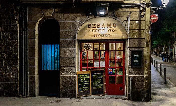 Ресторан Sesamo в Барселоне