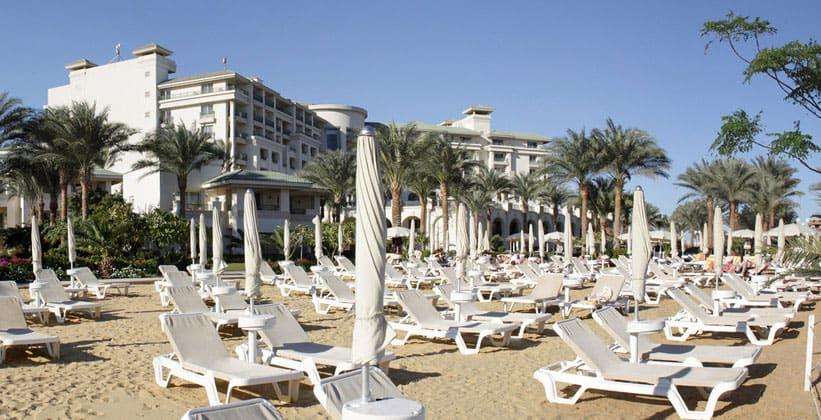 Отель Stella Di Mare Beach and Spa в Шарм-эль-Шейхе
