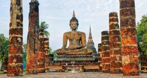Сукотай (Исторический парк) в Таиланде