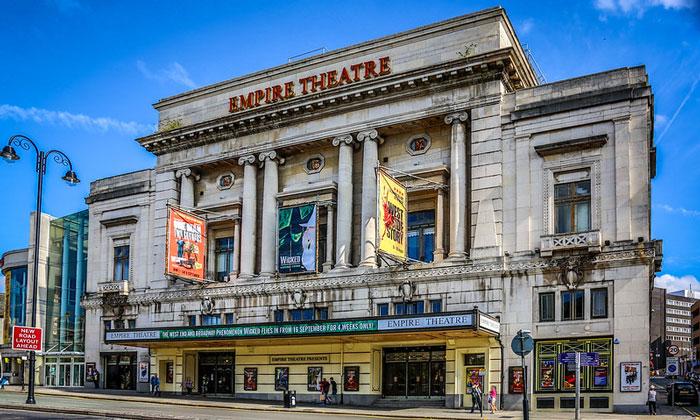 Театр «Эмпайр» в Ливерпуле