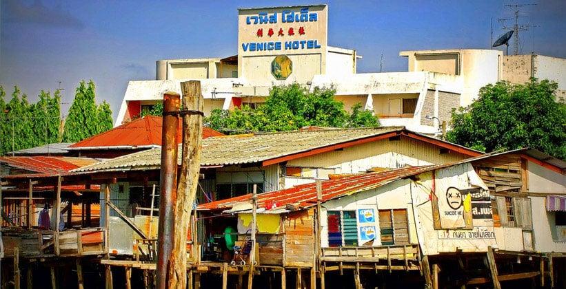 Отель Venice в Бангкоке