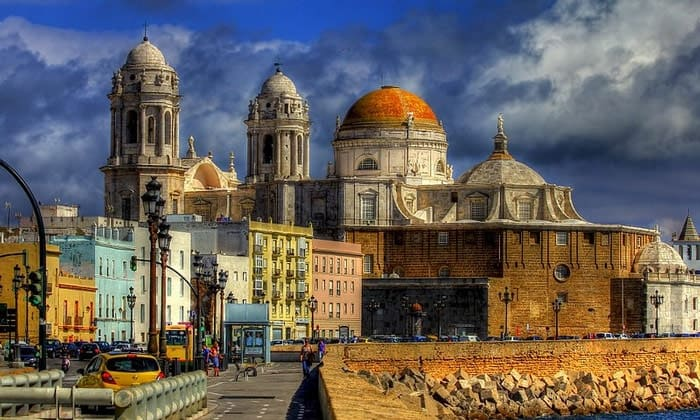 Испанская Андалусия (город Кадис)