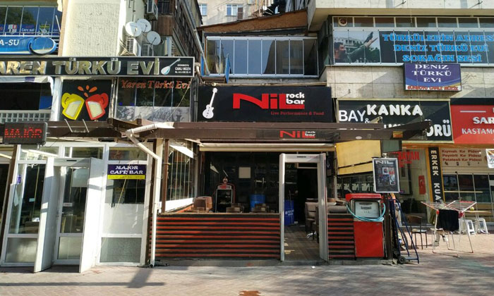 Бар «Nil» в Анкаре