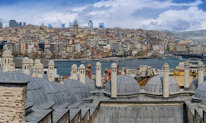 Башни Стамбула