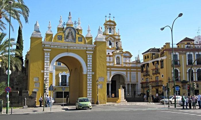 Базилика Святой Макарены в Севилье