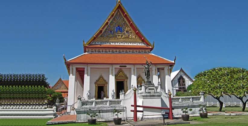 Храм Буддхайсаван