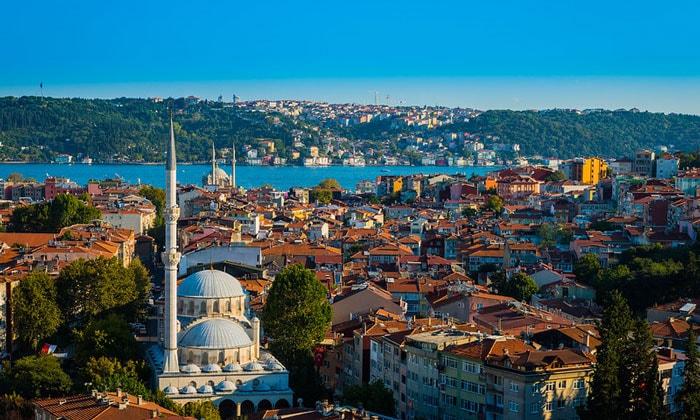 Дивный Стамбул