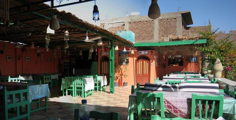 Ресторан El Gezira в Луксоре