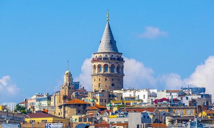 Галатская башня Стамбула