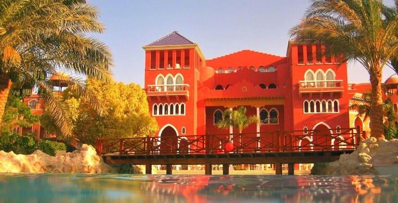 Отель Grand Resort в Хургаде