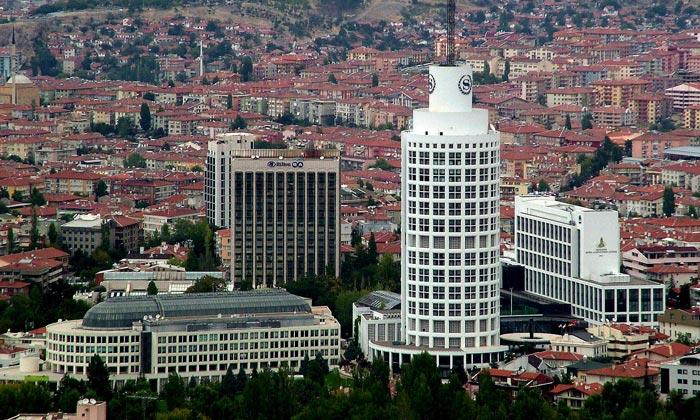 Отель «Sheraton» в Анкаре