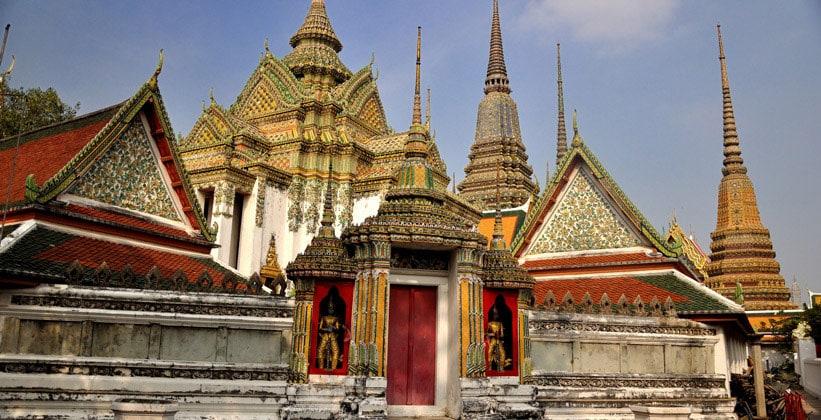 Храм Ват Пхо Бангкока