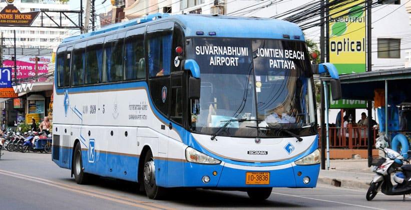 Междугородние автобусы Таиланда