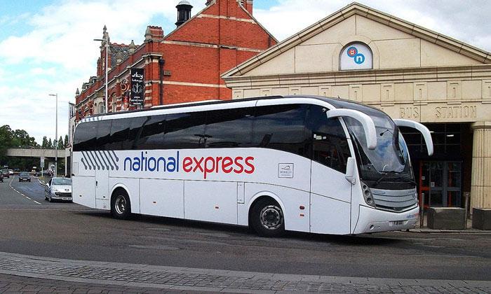Междугородние автобусы Англии
