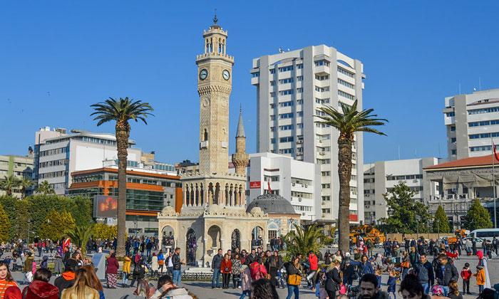 Часовая башня (Измир)