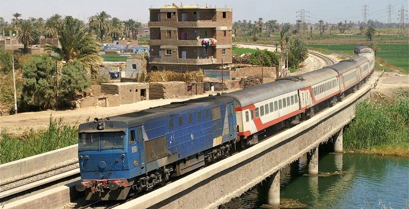 Железная дорога Египта