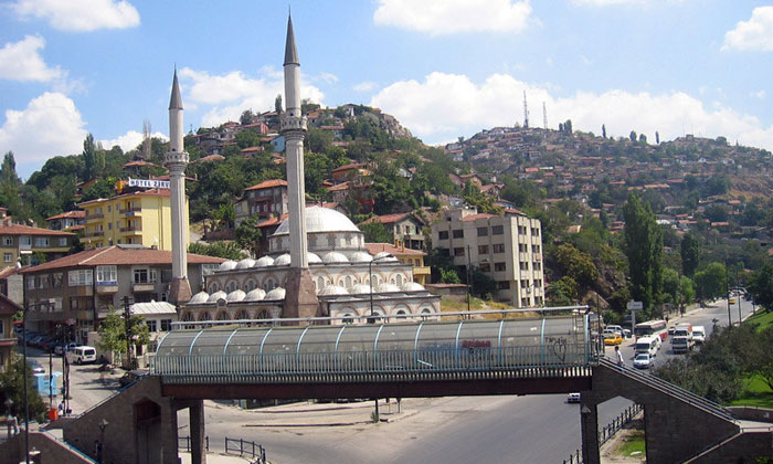 Живописная Анкара