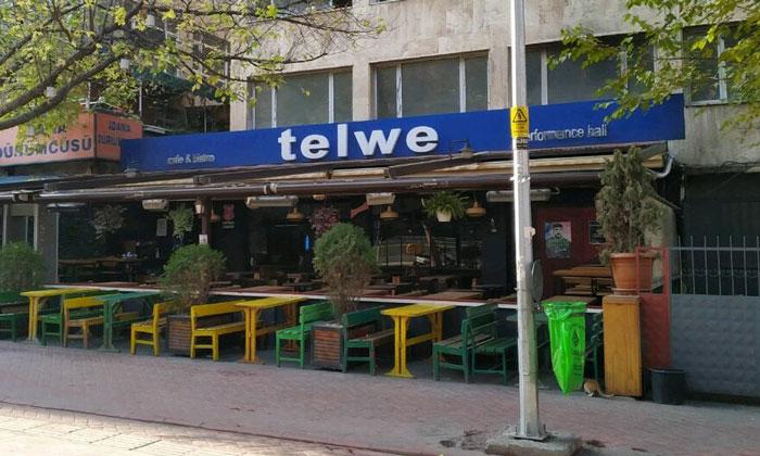 Кафе-бар «Telwe» в Анкаре