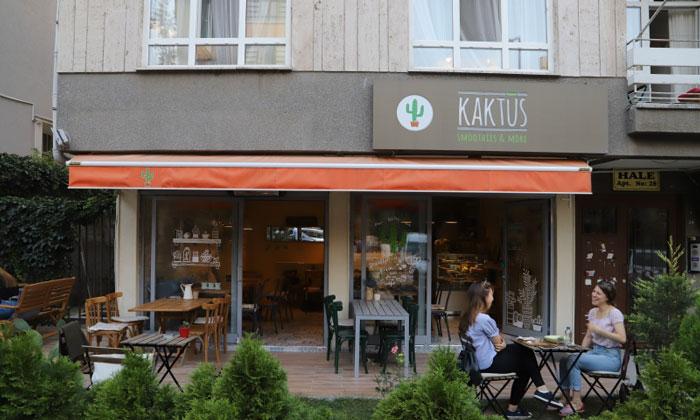 Кафе «Kaktus» в Анкаре
