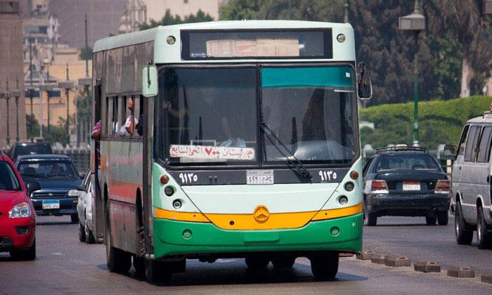 Каирский автобус