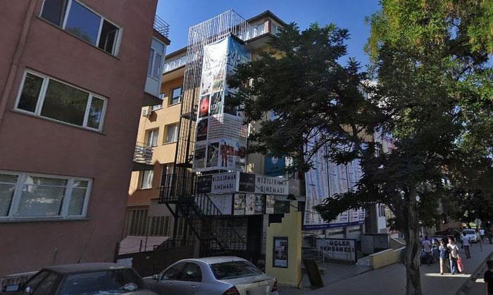 Кинотеатр «Kizilirmak» в Анкаре