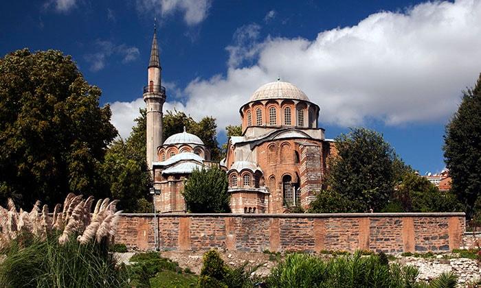 Мечеть (музей) Карие в Стамбуле