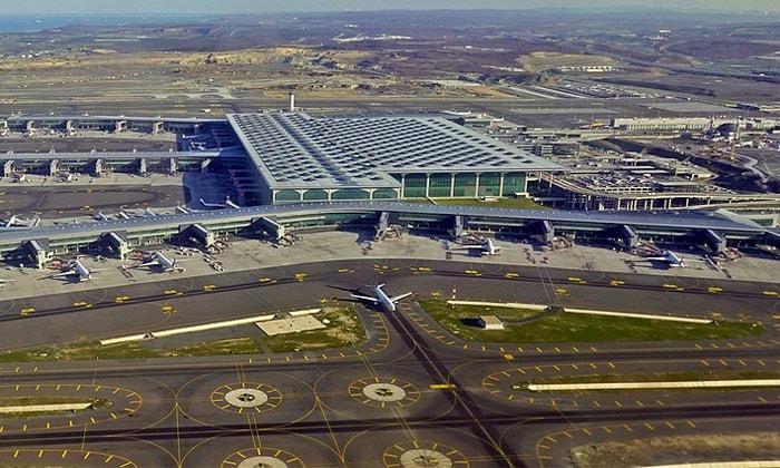 Международный аэропорт Стамбул