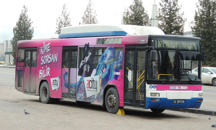 Муниципальный автобус Анкары
