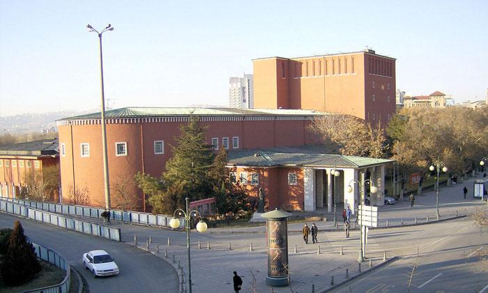 Оперный театр Анкары
