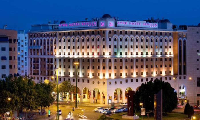 Отель «Ayre» в Севилье