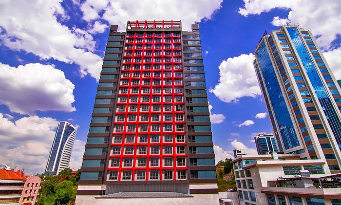Отель «Green Park» в Анкаре