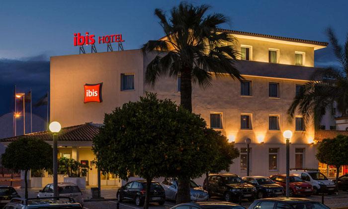 Отель «Ibis» в Севилье