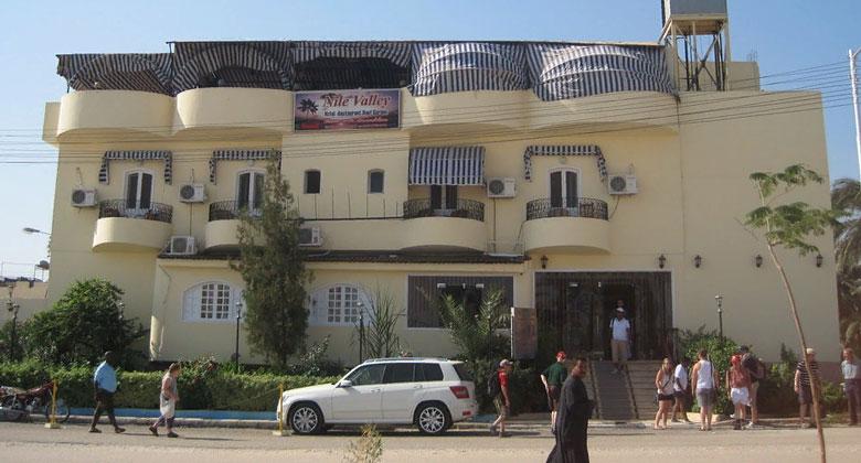 Отель Nile Valley в Луксоре