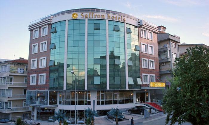 Отель «Saffron» в Анкаре