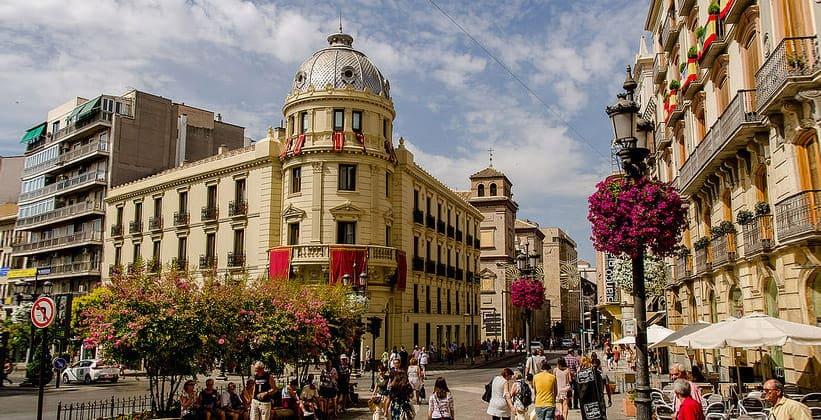 Отель Victoria в Гранаде