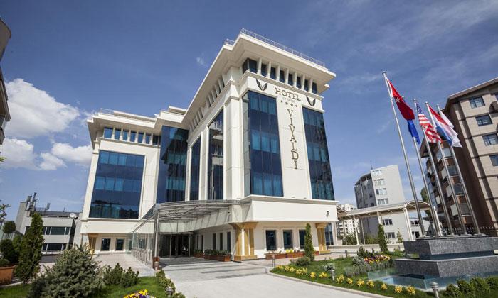 Отель «Vivaldi» в Анкаре