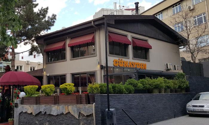 Ресторан «Gunaydın» в Анкаре