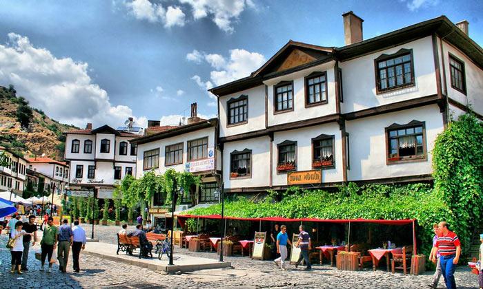Отель-ресторан «Konak Munsur» в Анкаре