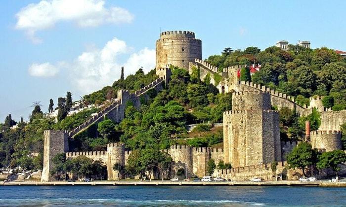 Румельская крепость Стамбула