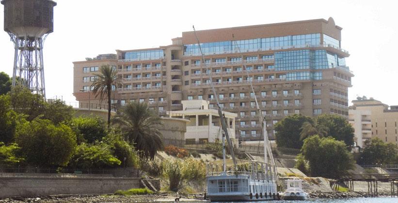 Отель Sonesta Saint George в Луксоре