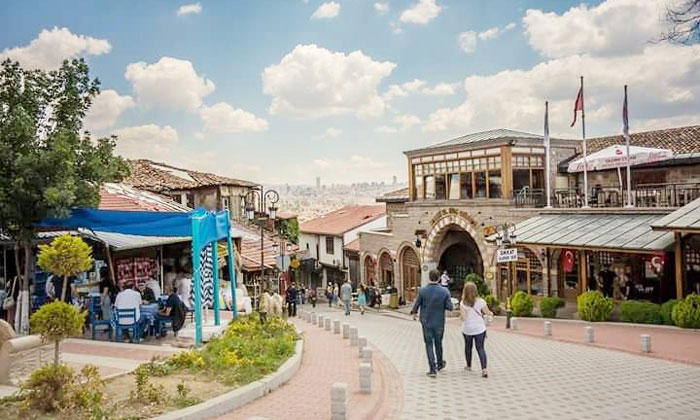 Старый город Анкара