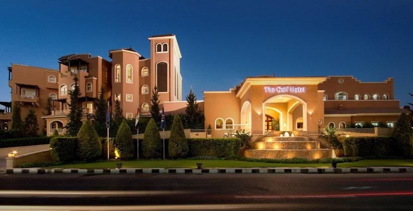 Отель Golf в Хургаде