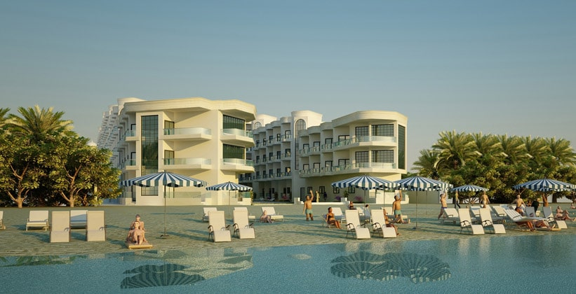 Пляж Toya в Хургаде