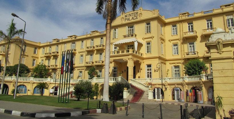 Отель Winter Palace в Луксоре
