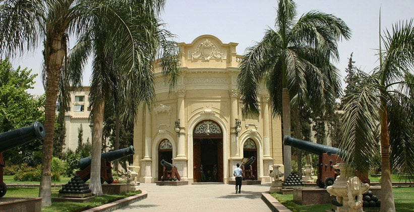 Музей дворца Абдин в Каире