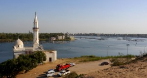 Дельта Нила (мечеть Abu Mandour - город Розетта)