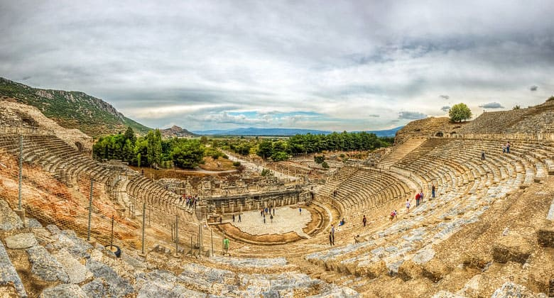 Амфитеатр Эфеса