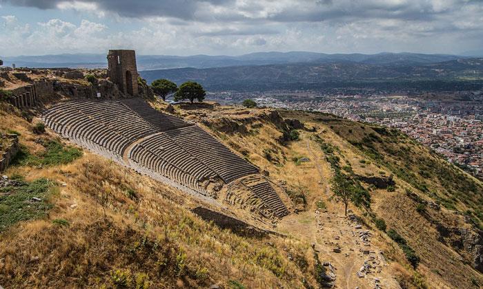 Античный театр Пергама