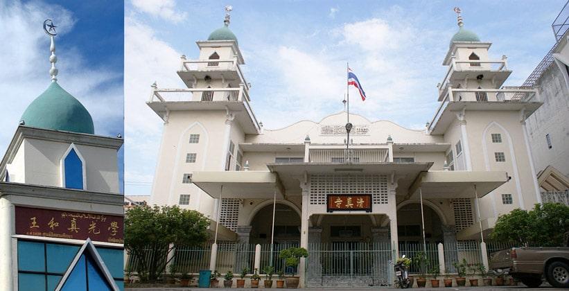 Мечеть Ban Ho в Чиангмае